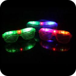 OEM 디자인의 패셔너블한 LED 셔터 셰이드