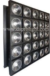 Rvb 25pcs 3en1 10W à LED pour éclairage de fond d'affichage de la matrice