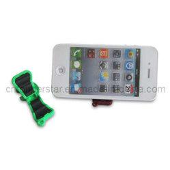 يقف هاتف جوّال [فولدبل] بلاستيكيّة مع [بوتّل وبنر] 2 [إين-1] لأنّ [إيفون]