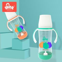 Компания Eastman Тритан бутылочка для кормления малыша широкий рот /бутылочки /малыша транспортера/детских бутылочек и детского пластиковые бутылки