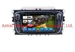 "7"" Android Auto Radio DVD Unité GPS pour Ford Focus Mondeo S-Max 2006-2011 avec DSP Bluetooth Carplay 4G SIM Commande au volant Plug&Play"