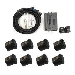 Los radares de automóviles OE Video ayuda al aparcamiento de alarma para Honda URV