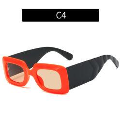 2021 occhiali da sole variopinto di modo del reticolo 2020 degli occhiali da sole degli occhiali da sole nuovo con l'alta qualità
