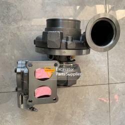 As peças da escavadeira turbocompressor para Cat E349 Motor diesel da pá carregadeira (397-6195)