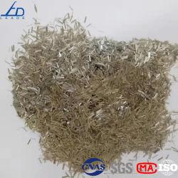 Refuerzo de fibra de basalto picado insonorizado resistente a altas temperaturas