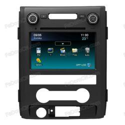 De 8 pulgadas de pantalla táctil HD DVD para el coche reproductor de GPS para Ford F150 con Bluetooth/iPod/Radio/RDS incluido (C8015FF)