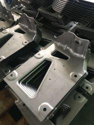Precisión personalizado de estampación de piezas de automóviles en aluminio (acero inoxidable, acero, etc.) Bastidor lámina metálica de soporte estante