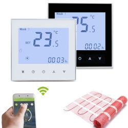Programmeerbare het Verwarmen WiFi Thermostaat met Afstandsbediening door Smartphone