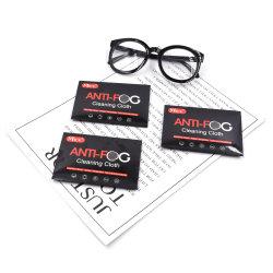 Mehrfache Verwendung Trockenes Anti-Fog Mikrofaser Wildleder Reinigungstuch / Trocken Antibeschlagbrille Brillentuch