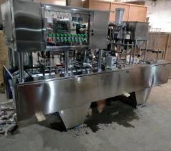 PlastikDrinking Mineral Water Cup Filling und Sealing Machine von Ampoules