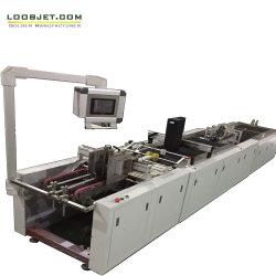 UVdigital-Maschine mit Überwachungskamera-Baugruppen-Kratzer weg von der beschriftenmodulkarte, die Baugruppe sortiert