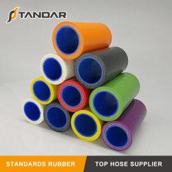 Tubo flessibile di radiatore su ordinazione della gomma di silicone di prestazione automobilistica flessibile a temperatura elevata