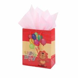 Mat Lamineren Pp Touw Customize Handmade Papieren Tas Voor Kinderen