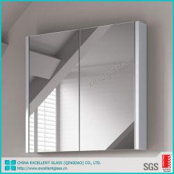 Silberner Spiegel-Hersteller-Lieferant der Spiegel-Stärken-4mm/6mm China