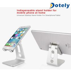 조절 가능한 각도 데스크탑 태블릿 스탠드 홀더 휴대폰 홀더 테이블 마운트