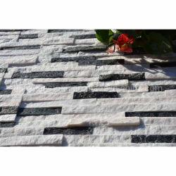 Blanc naturel/Noir/Jaune/Vert Ledgestone Rusty/culture/Pierre Fieldstone/Ardoise pour revêtement mural décoration/mur Extérieur/mur en pierre d'aménagement paysager