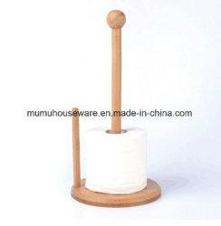 Houder van het Weefsel van het Document van het Broodje van het bamboe de Bevindende