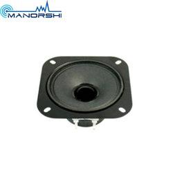 Cuadro de cono de papel de 3,5 pulgadas resistente al agua de altavoces de rango completo de coche de alta potencia 15W cuerno