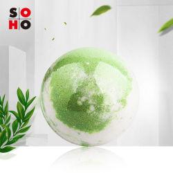 O OEM/MANUFACTURER embalagens personalizadas de distribuidor por grosso / Arco-Íris orgânicos naturais Bomb Cosméticos Fizzer banho de luxo