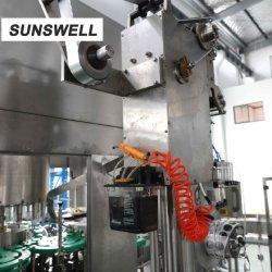 Sunswell 플라스틱 Thermoforming 앰풀 충전물 및 밀봉 기계