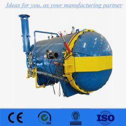 カーボンファイバー形成機械高品質の合成物のオートクレーブの販売