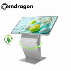 Leitor de publicidade de tipo horizontal 32 Polegadas Publicidade Bluetooth Leitor com Certificado ISO9001 LCD Full HD fotos por grosso Ad Player MediaPlayer