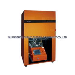 IEC60695 High-Tech Enterprise Electronic Matériaux Fil luminescent flamme Test/Équipement de test