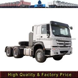 Hot Price China Sinotruk HOWO 6X4 41-50t IZD Rhd camión tractor para los nuevos y usados