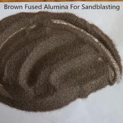 36 меш абразивные коричневого цвета алюминия с плавким предохранителем (БФА) для песка обработка