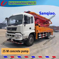 pompa per calcestruzzo montata camion di 31m con il circuito idraulico da vendere