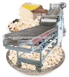 Machine à hacher en noyer industrielle de l'Arachide écrous d'amande du hacheur de paille