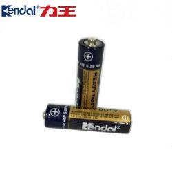 R6P 1,5V UM-3 AA Carbone-zinc Non-Rechargeable à usage intense de la batterie pile sèche
