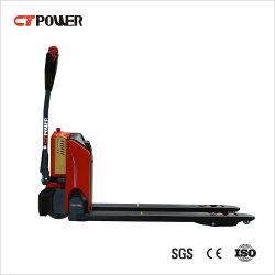Camion di pallet idraulico della grande batteria piena di energia elettrica 1.5t del gruppo con la certificazione di SGS/Ce