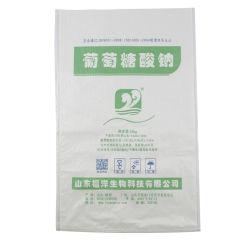 Usine 25kg d'emballage en gros BOPP 50kg de riz Sac tissé en PP