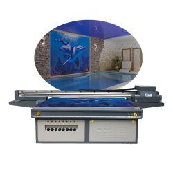 Ntek 2513L Les carreaux de céramique de la mousse PVC 3d'impression de photos sur verre