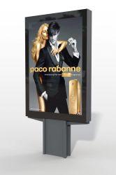 """49 """"自由で永続的で移動可能な昇進の広告LEDデジタルポスター"""