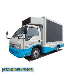 Forland LED pantalla de vídeo móvil publicidad el vehículo