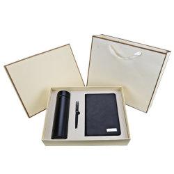 Ordinateur portable classique de luxe&Thermos idée cadeau unique pour les affaires des hommes Promotive Cadeau