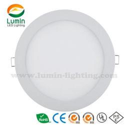 Il prezzo di fabbrica 8W rotondo Nessun-Tremola comitato Downlight del LED per la decorazione dell'interno di illuminazione