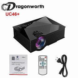 Projektor-bewegliches Projektor-Licht des Tablette PC Projektor-androider Mini-LED androider Bluetooth WiFi des Projektor-UC46+