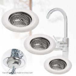 Banho de aço inoxidável de drenagem do filtrador drene o dissipador de cozinha de tela de resíduos