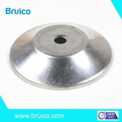 La precisión de mecanizado CNC de aluminio no estándar de los componentes del molde