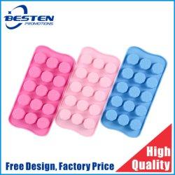 Fabrik-Anlieferungs-Preis-Eis-Form-Silikon-Eis-Würfel-Tellersegment