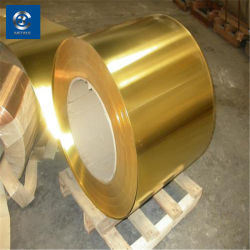 C1100 C1200 C1220 Rotes Kupferband 0,5 mm Messingspule