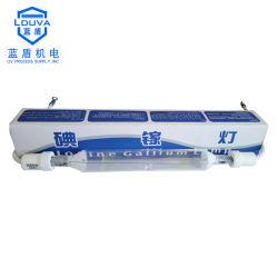 Lampe au tungstène tube de quartz de l'iode Lampe au tungstène pour PCD