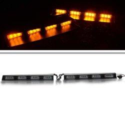 ضوء LED تحذيري بشأن جودة عالية بقدرة 72 واط للسيارة/الطوارئ الخاصة بالشرطة