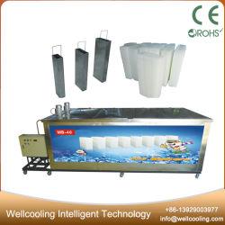 3000 kg par jour en brique en acier inoxydable industrielle bloc de glace la machine à glace