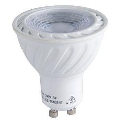 Китайского поставщика GU10/РУКОВОДСТВО ПО РЕМОНТУ16 высокая мощность 38 градусов/120 градусов лампу для поверхностного монтажа пластиковые алюминиевые Светодиодный прожектор с TUV CE/RoHS потолок ETL для акцентного освещения лампы