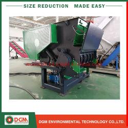 Ontvezelmachine van de Maalmachine van de Machine van het Recycling van de Band van het stuk de Harde Plastic