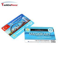 Tk28 ID Tarjeta fino en blanco de blancos personalizado de PVC de inyección de tinta para impresora de inyección de tinta de la tarjeta de ID.